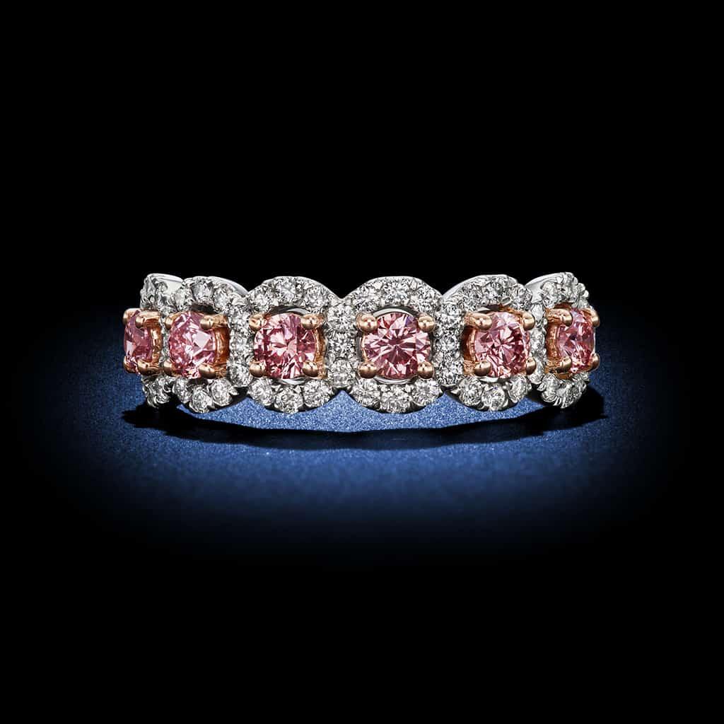 argyle-pink-round-diamond-half-eternity-band